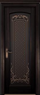 Дверь Витраж (остекленная)